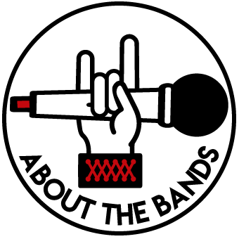 Sticker About the bands